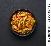 Chicken Schezwan Noodles Or...