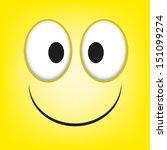 A Vector Cute Cartoon Yellow...