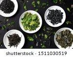 Various Dry Seaweed  Sea...