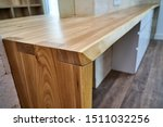 Live Edge Counter Top. Wooden...