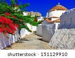 Religious Greece.patmos Island...