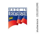 liechtenstein flag  vector...   Shutterstock .eps vector #1511351390
