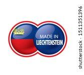 liechtenstein flag  vector...   Shutterstock .eps vector #1511351396