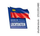 liechtenstein flag  vector...   Shutterstock .eps vector #1511351480