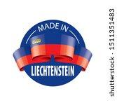liechtenstein flag  vector...   Shutterstock .eps vector #1511351483