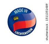 liechtenstein flag  vector...   Shutterstock .eps vector #1511351489