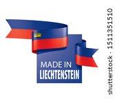 liechtenstein flag  vector...   Shutterstock .eps vector #1511351510
