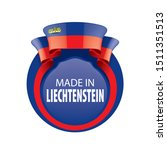 liechtenstein flag  vector...   Shutterstock .eps vector #1511351513