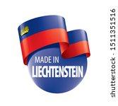 liechtenstein flag  vector...   Shutterstock .eps vector #1511351516
