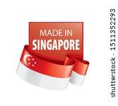singapore flag  vector...   Shutterstock .eps vector #1511352293