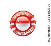 singapore flag  vector...   Shutterstock .eps vector #1511352329