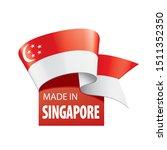 singapore flag  vector...   Shutterstock .eps vector #1511352350