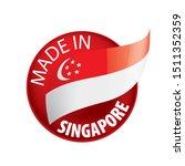 singapore flag  vector...   Shutterstock .eps vector #1511352359