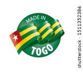 togo flag  vector illustration...   Shutterstock .eps vector #1511352386