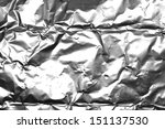 Foil As A Background