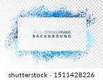 hand drawn grunge frame... | Shutterstock .eps vector #1511428226
