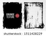 grunge textures set.... | Shutterstock .eps vector #1511428229