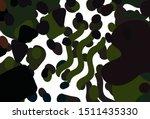 dark green  red vector template ... | Shutterstock .eps vector #1511435330