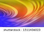 light blue  yellow vector... | Shutterstock .eps vector #1511436023