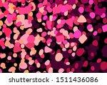 dark pink  yellow vector... | Shutterstock .eps vector #1511436086