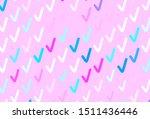 light pink  blue vector layout... | Shutterstock .eps vector #1511436446