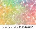 light green  red vector... | Shutterstock .eps vector #1511440430