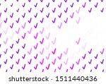 light purple  pink vector... | Shutterstock .eps vector #1511440436