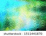 light blue  yellow vector... | Shutterstock .eps vector #1511441870