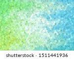 light blue  green vector... | Shutterstock .eps vector #1511441936