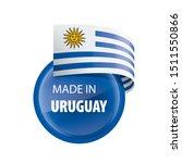 uruguay flag  vector...   Shutterstock .eps vector #1511550866