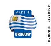 uruguay flag  vector...   Shutterstock .eps vector #1511550869