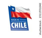 chile flag  vector illustration ...   Shutterstock .eps vector #1511551040