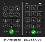 Cellphone Keypad Screen....