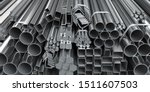 Different Metal Rolled Products....