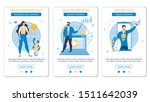 bright banner inscription set... | Shutterstock .eps vector #1511642039