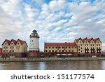 kaliningrad  russia   may 03 ... | Shutterstock . vector #151177574