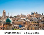 View On The Landmarks Of...
