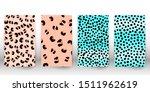 Africa. Leopard Print Design....