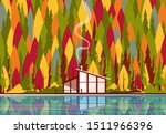 vector illustration of a... | Shutterstock .eps vector #1511966396