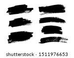 vector brush stroke. distressed ...   Shutterstock .eps vector #1511976653