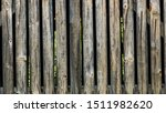 Old Wooden Fence Picket Fence ...