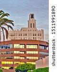 Cityscape Of Santa Monica ...