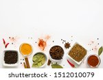 Set Of Assorted Colorful Spice...