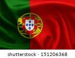 portugal flag | Shutterstock . vector #151206368
