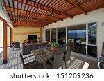 interior design  beautiful... | Shutterstock . vector #151209236