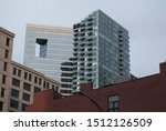 Geometry Of A Modern City....