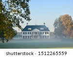 Old Dutch Country House In The...