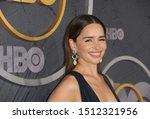 emilia clarke at the hbo's... | Shutterstock . vector #1512321956