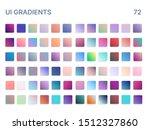 ui gradient color swatches 72....