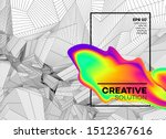 trendy abstract background with ...   Shutterstock .eps vector #1512367616